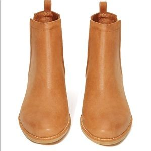 Jeffrey Campbell Oriley Tan Boots 7